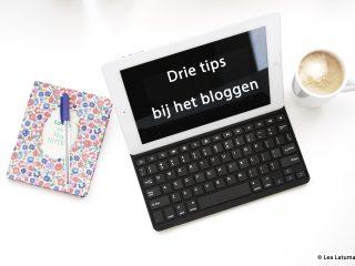 Je eigen blog beginnen? Lees deze tips!