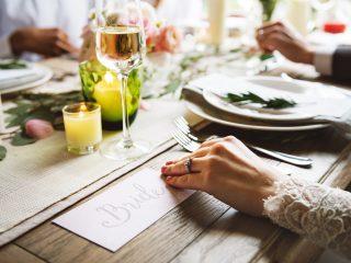 Schrijf de perfecte bruiloftsspeech