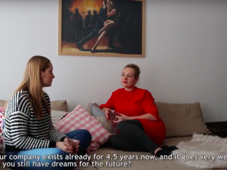 Eigen bedrijf beginnen? Jennekes Road To Success (video)