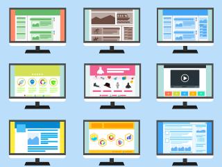 Homepage voorbeelden